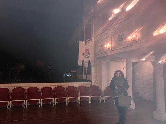 San Vito al Tagliamento, Italy: Small cute theater :)