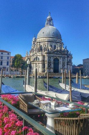 The Westin Europa & Regina, Venice: View from Hotel Restaurant