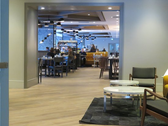 Newly renovated restaurant Forte  Picture of Delta Hotels by