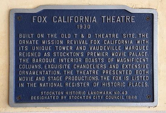 Historic Bob Hope Theatre
