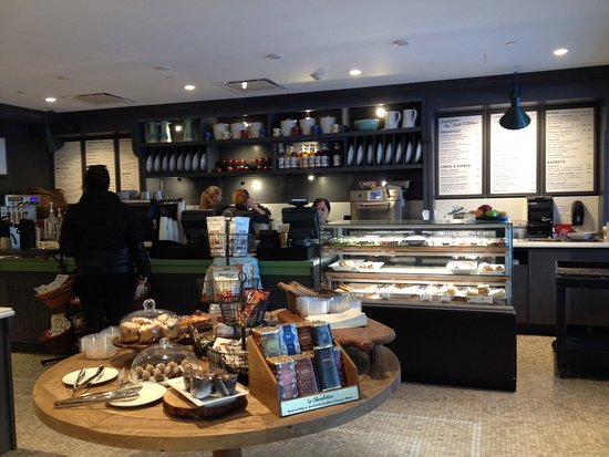 Newly renovated Market Cafe serving Starbucks coffee  Picture