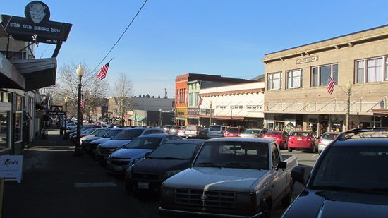 Down Town Snohomish