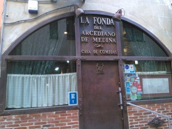 Imagen de La Fonda del Arcediano de Medina