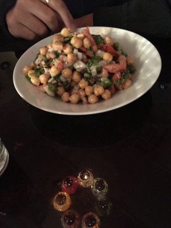 White Plains, Estado de Nueva York: Chickpeas Salad