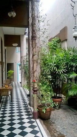 Hotel Boutique Raco de Buenos Aires: Pasillo de habitaciones