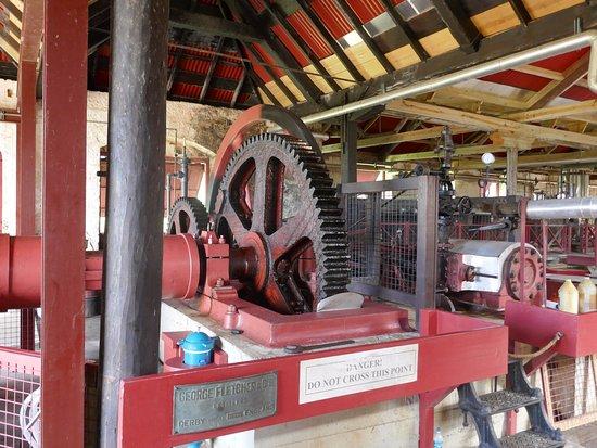 Saint Peter Parish, Barbados: Sugar Press