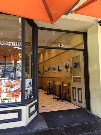 Richmond, Australia: Front door