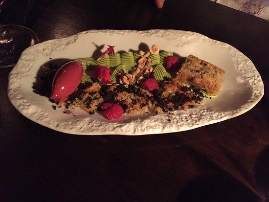 Pla: Dessert ( cremos d'Alfabrega