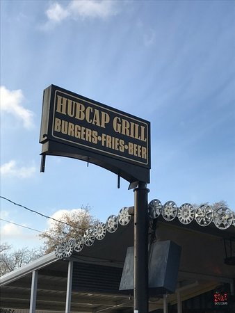 Hubcap Grill and Beer Yard - Picture of Hubcap Grill and ...
