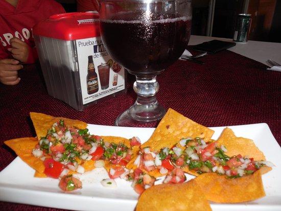 Ciudad Vieja, Guatemala: Appetizer