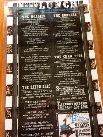 Truckee, CA: Marty's Cafe
