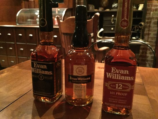 Evan Williams Bourbon Experience: photo0.jpg