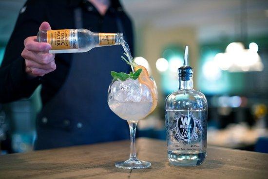 Café Restaurant Klaas: Gin & Tonic