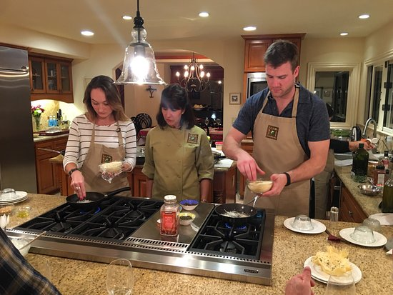 Lajollacooks4u : Our favorite family activity while visiting San Diego was a cooking class given by Jodi Abel of