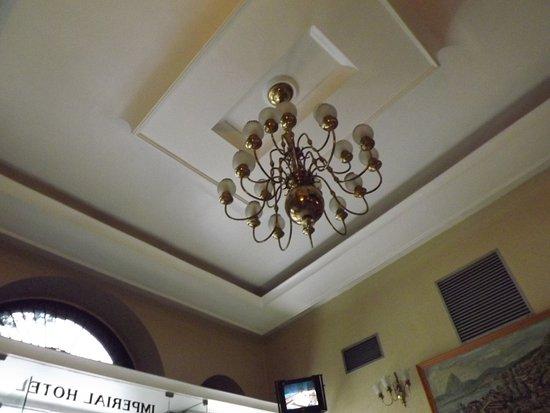 Imperial Hotel: Lobby
