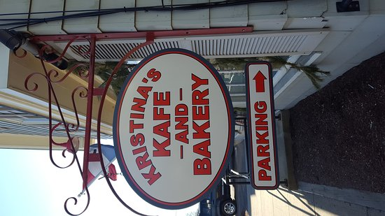 Belchertown, MA: Kristinas Kafe and Bakery