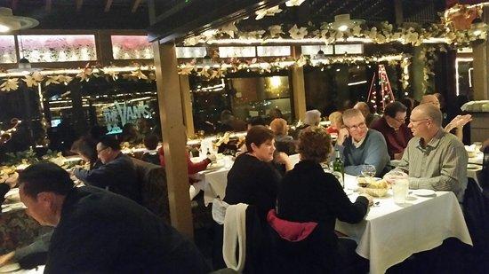 Belmont, Kalifornia: Delicious dinner January 2017