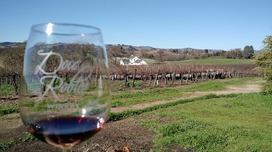 Grapeline Wine Tours, Paso Robles : Doce Robles - Stop #1