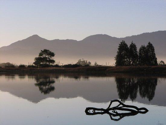 Blenheim, Neuseeland: Magic reflections