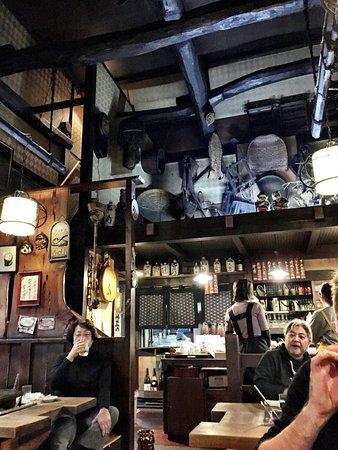 Hida, Japón: interior