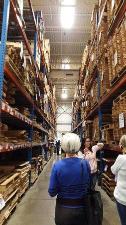 Nazareth, Pensilvania: .It's a BIG facility!