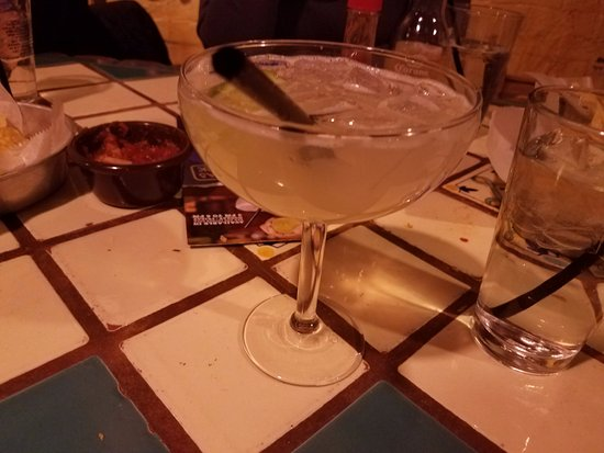 East Hartford, CT: House margarita