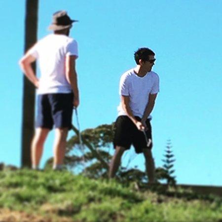 Kerikeri, Nueva Zelanda: Golf driving range
