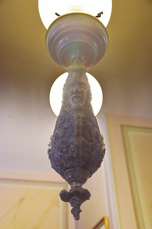 Morristown, NJ: lamp