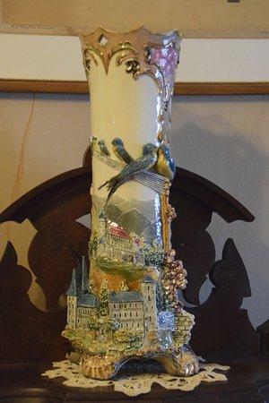 Morristown, NJ: vase.