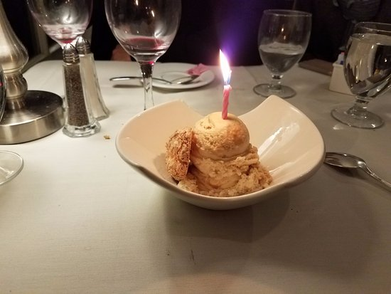 Farmington, CT: Salted caramel ice cream