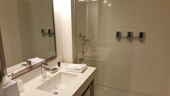 Coppell, TX: Executive room bathroom
