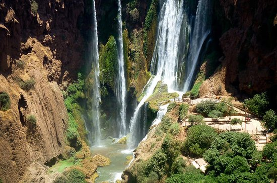 Ouzoud Waterfalls Full-Day Group Tour...