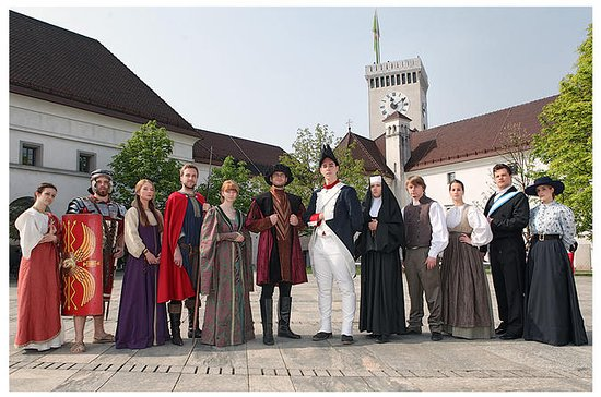Ljubljana Castle: Time Machine Guided...