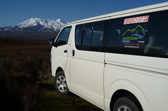 Tongariro Crossing Return Transfer...
