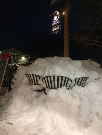 Prosit: 4 feet of snow in 7 days. Frisco is a really good ski town not on a mountain resort.