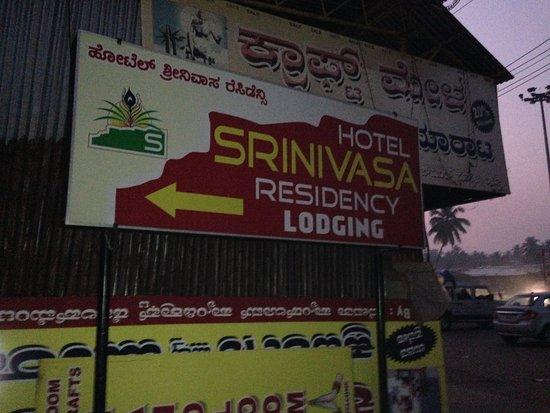 Hotel Srinivasa Residency