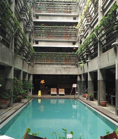 The best boutique hotel artsy in Jogja