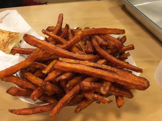 Provo, UT: sweet potato fries