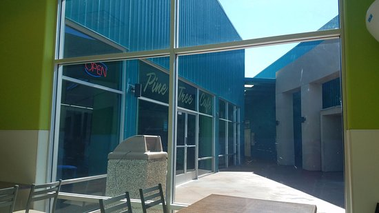 Pine Tree Cafe: The restaurant