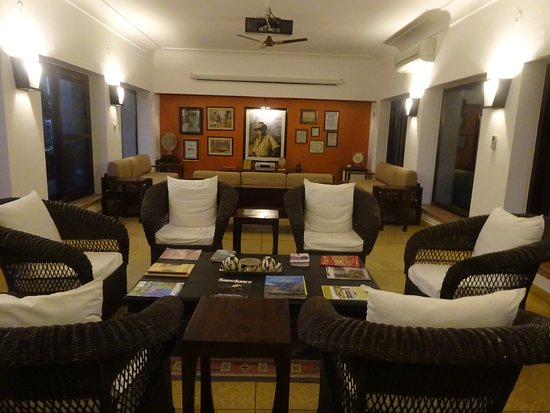 Khem Villas: Lounge Area