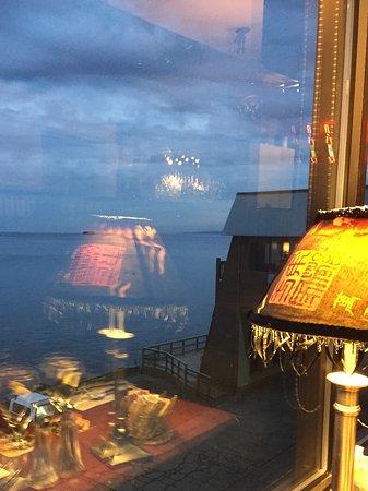 Anchor Inn: Amazing view
