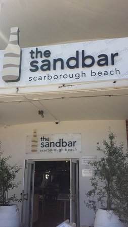 The Sandbar Scarborough Beach