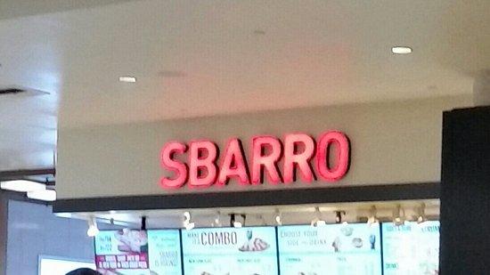 Brea, CA: Sbarro