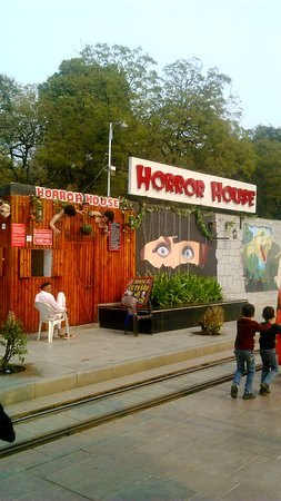 Kankaria Lake: Horror House