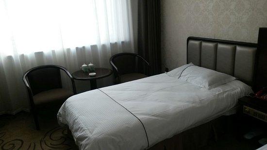 Hunchun, China: Отель Хуньчунь после ремонта