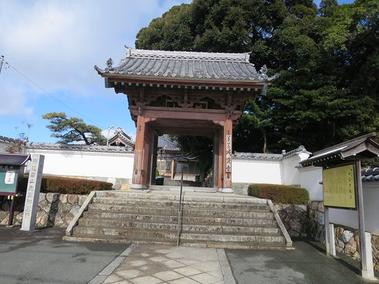 Johoji Temple : 城宝寺山門