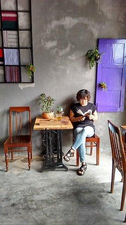 Quy Nhon, Vietnam: morning coffee
