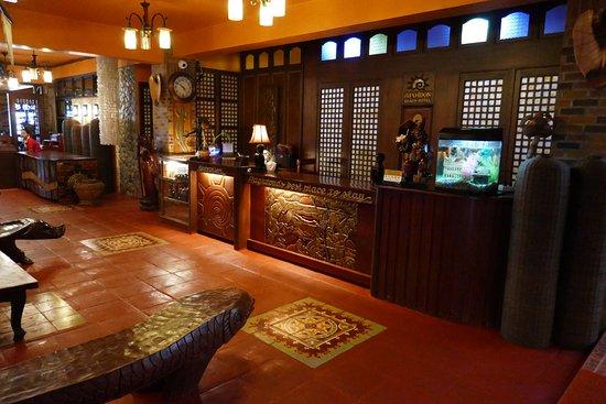 Apo Idon Beach Hotel: Lobby