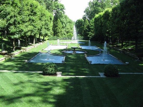 Kennett Square, Pensylwania: Italian Water Garden