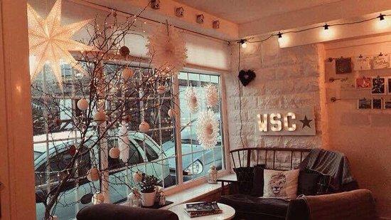 Llantwit Major, UK: Wine Street Coffee